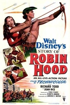 Story of Robin Hood Poster