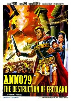 79 A.D. Poster