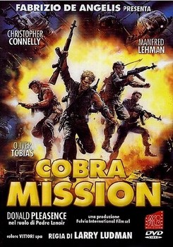 Cobra Mission DVD Cover