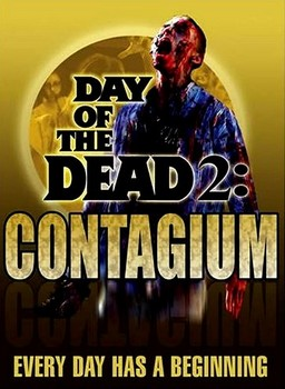 Day of the Dead 2 Contagium DVD Cover