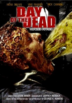 Day of the Dead 2008 DVD Cover
