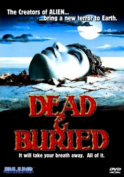 Dead and Buried DVD Cover