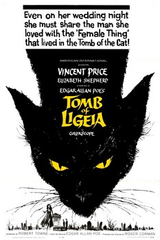 Tomb of Ligeia Poster
