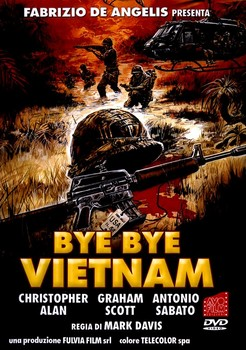 Bye Bye Vietnam Italian DVD Cover