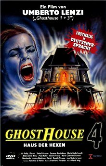 House of Witchcraft German DVD Cover