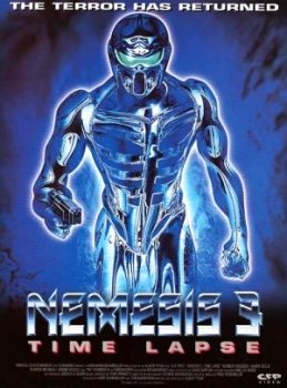 Nemesis 3 Time Lapse DVD Cover