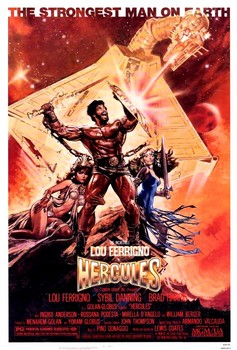Hercules 1983 Poster