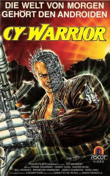 Cy Warrior 2015 German Cover