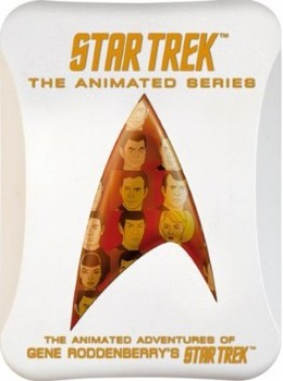 Star Trek Animated Series Cover