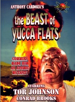 The Beast of Yucca Flats DVD Cover