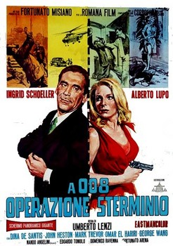 008 Operation Exterminate Poster