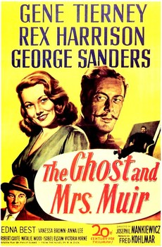 Ghost and Mrs. Muir Poster