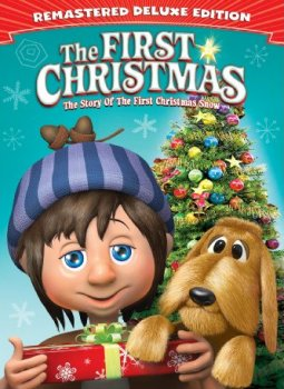 First Christmas DVD Cover