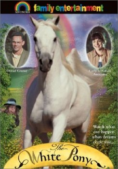 White Pony DVD Cover