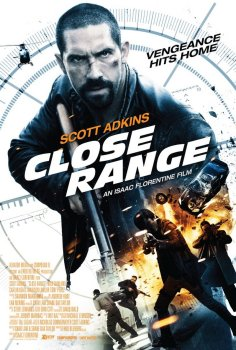 Close Range DVD Cover