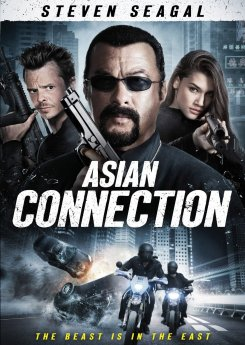 Asian Connection DVD Cover