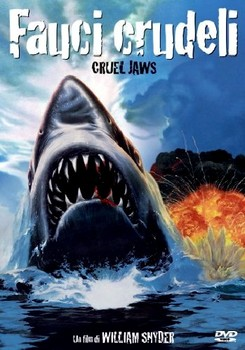 Cruel Jaws DVD Cover