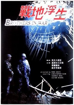 Brothers in War DVD Cover