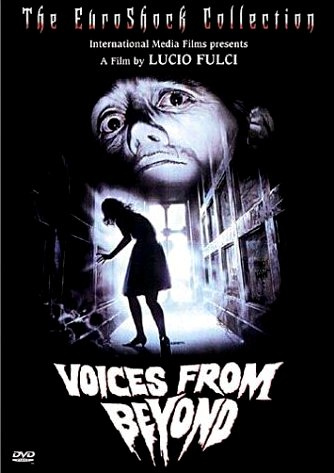 Voices From Beyond DVD Cover