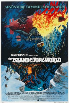 Island at the top of the World Poster