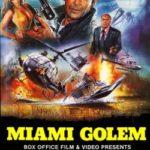 Miami Golem DVD Cover