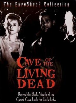 Cave of the Living Dead DVD Cover